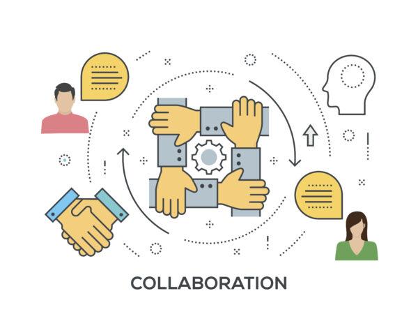 Image représentant la recherche de collaboration