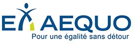 Logo d'ex aequo
