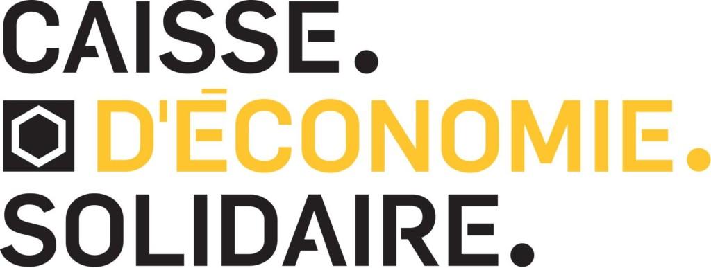 Logo de la Caisse d'économie solidaire Desjardins